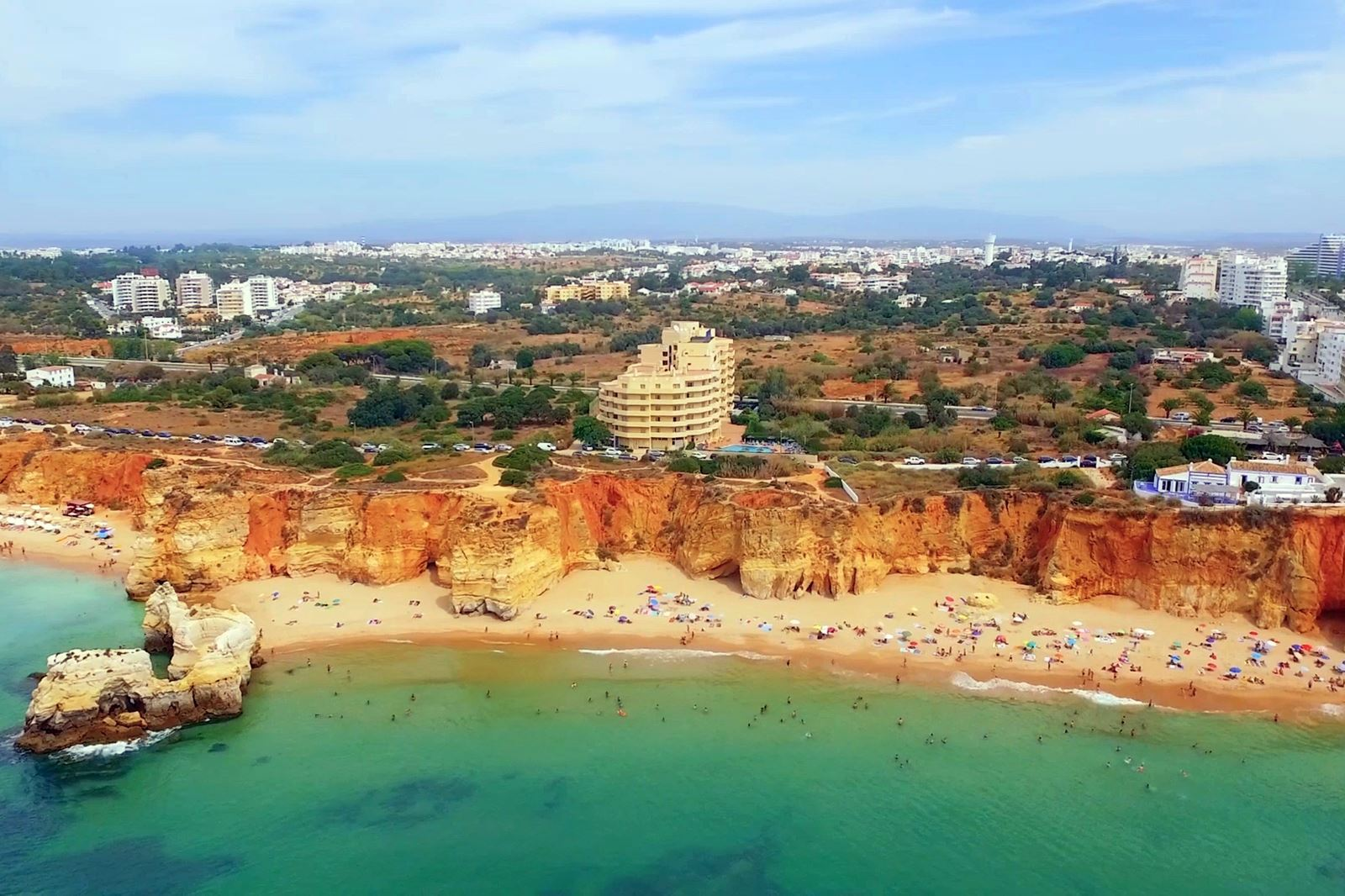 herfstvakantie praia da rocha