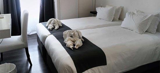 Slaapkamer Albufeira