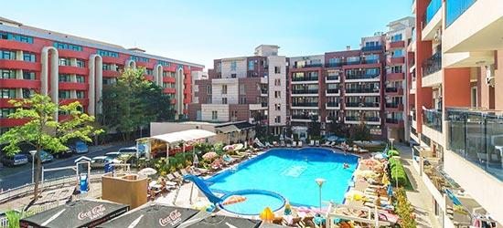 Zwembad Bulgarije