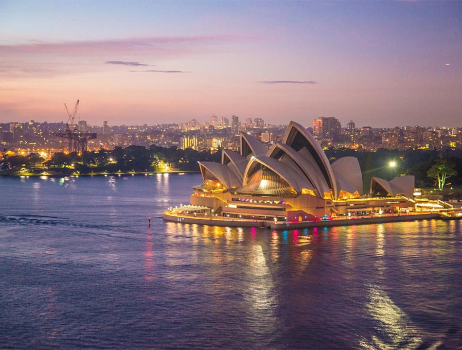Vakantie Australië