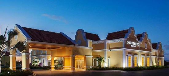 hotel voorkant