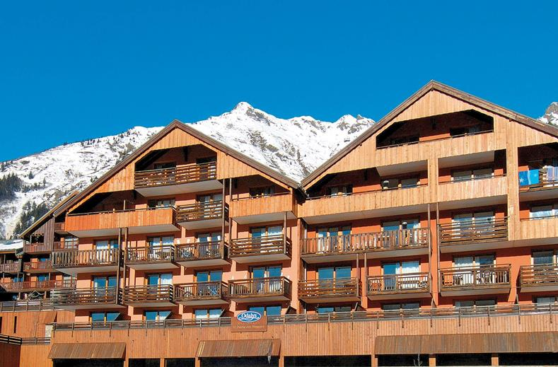 wintersport kerst alpe dhuez grand domaine
